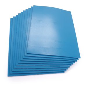 Pack of 25 Major Brushes Craft Foam Sheets A4